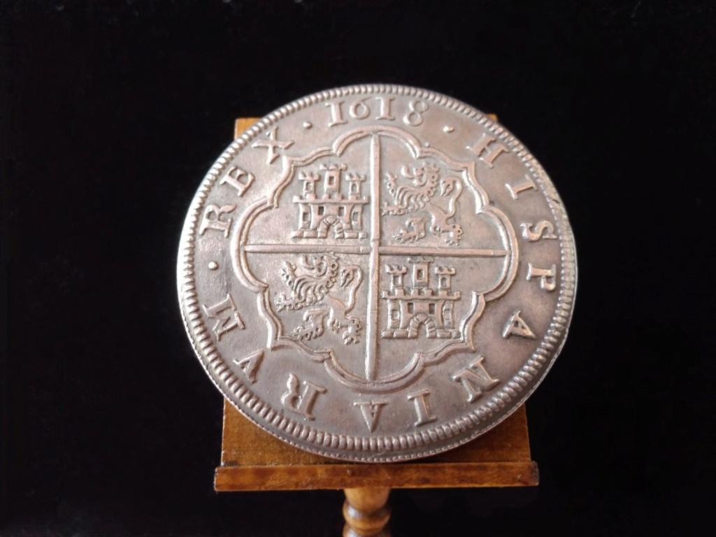 8 Reales del Real Ingenio de Segovia de 1618 110