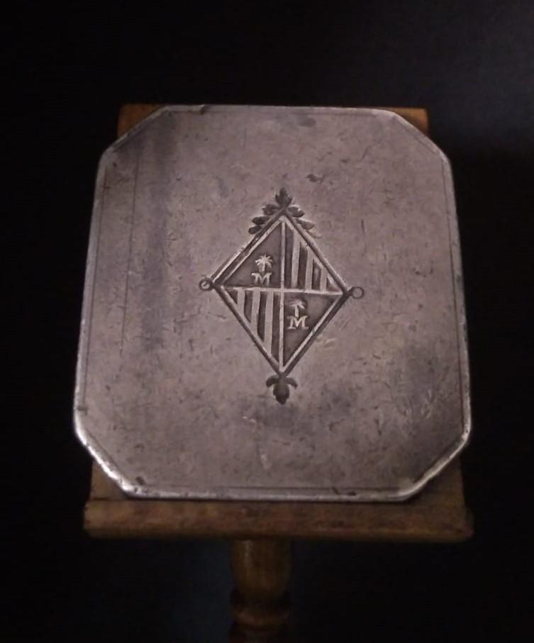 30 Sous octogonales sin FER VII, 1808, Mallorca. 16198811