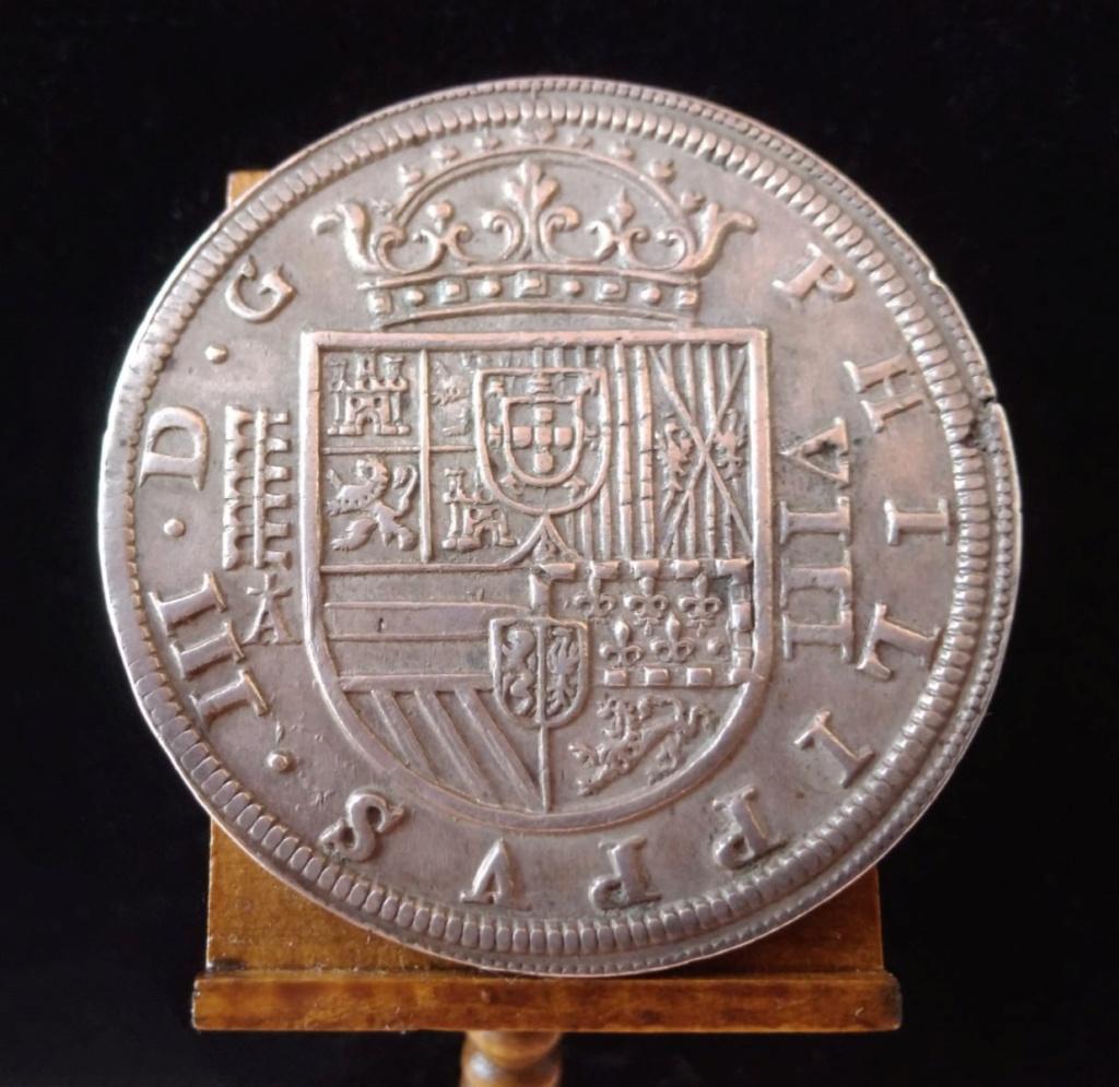 8 Reales del Real Ingenio de Segovia de 1618 210