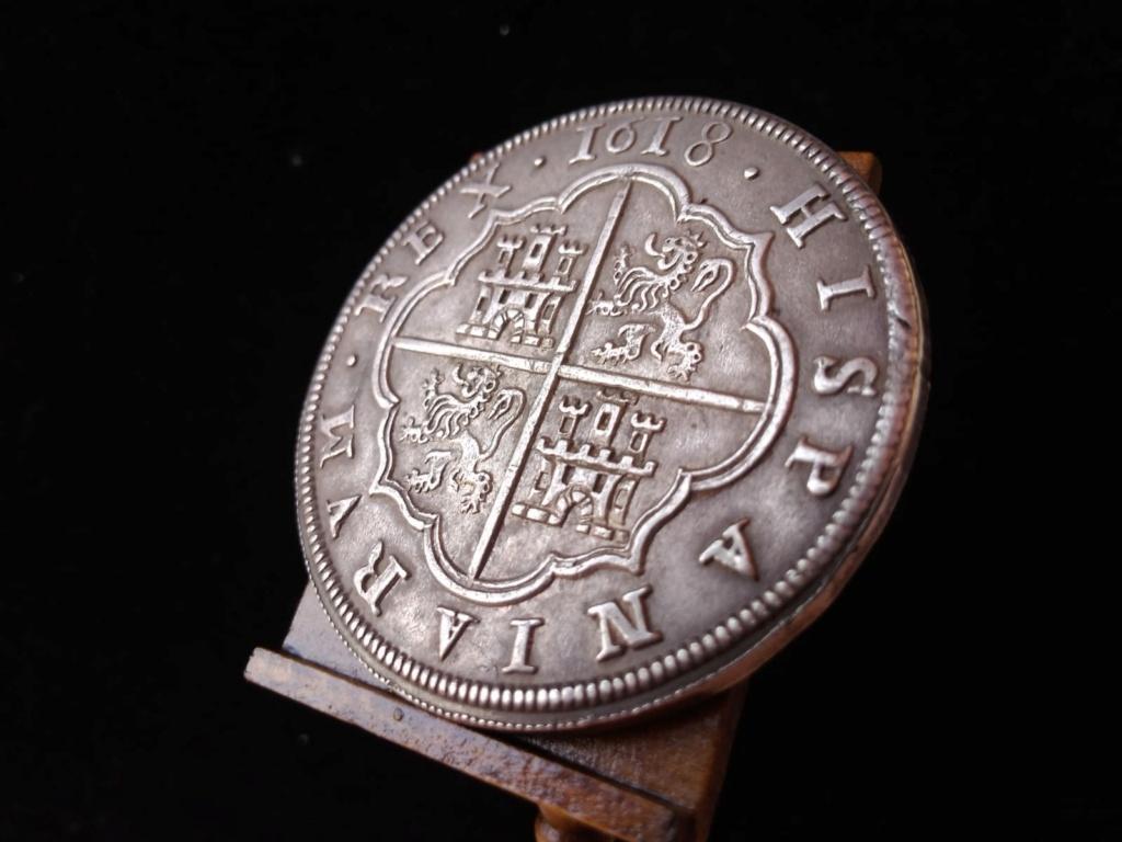 8 Reales del Real Ingenio de Segovia de 1618 310