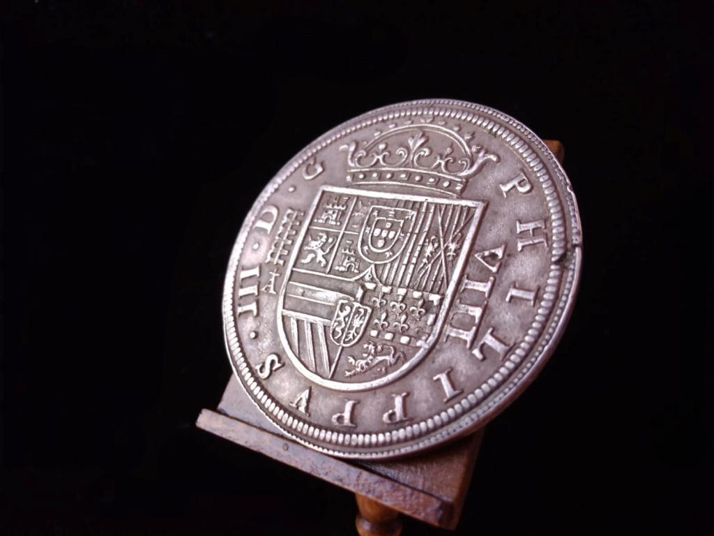 8 Reales del Real Ingenio de Segovia de 1618 410