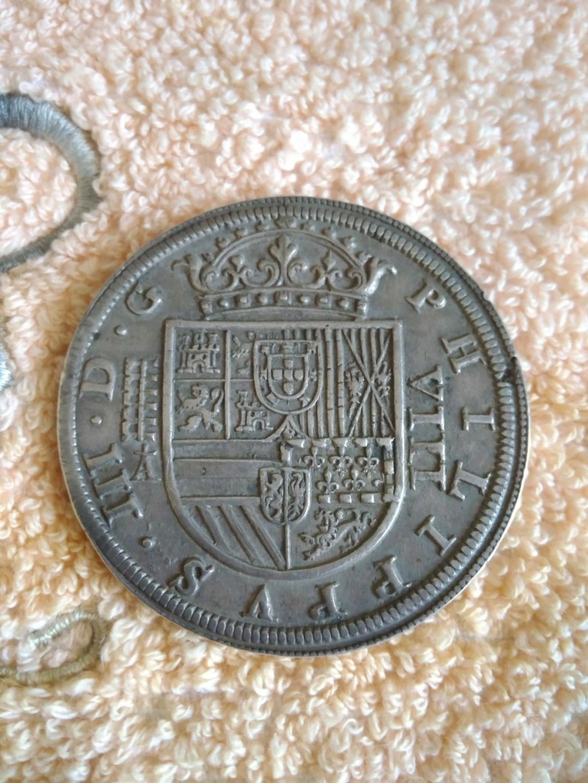 8 Reales del Real Ingenio de Segovia de 1618 810