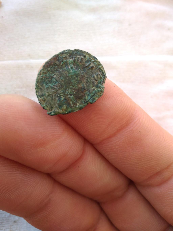Antoniniano de Galieno. SOLI CONS AVG. Pegaso a dcha. Roma. Img_2025
