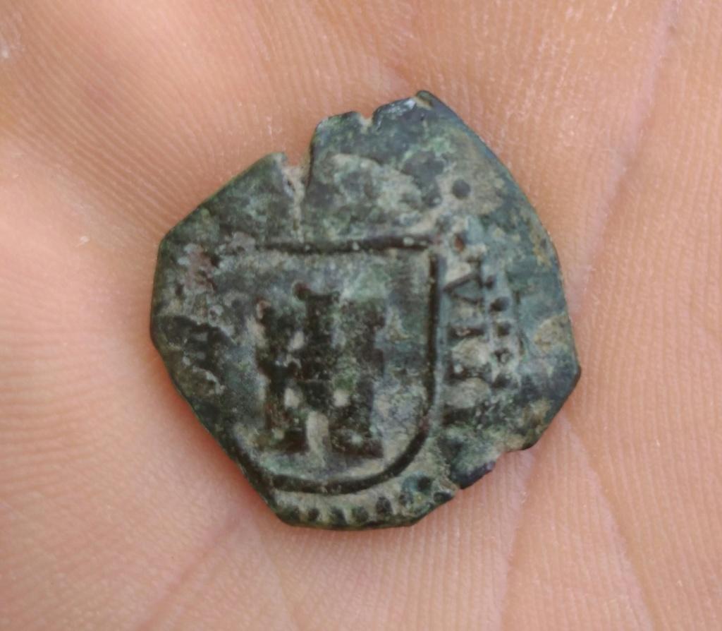 8 maravedís de 1624, Valladolid. Img_2182