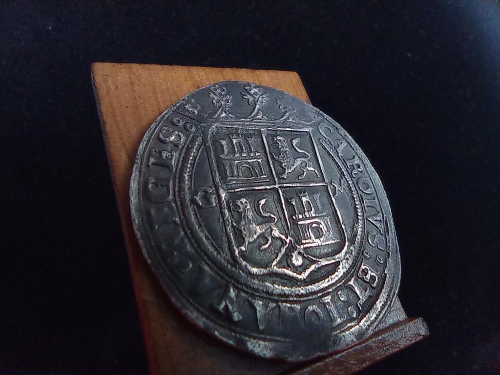 4 Reales de Carlos y Juana, México.  Img_2207
