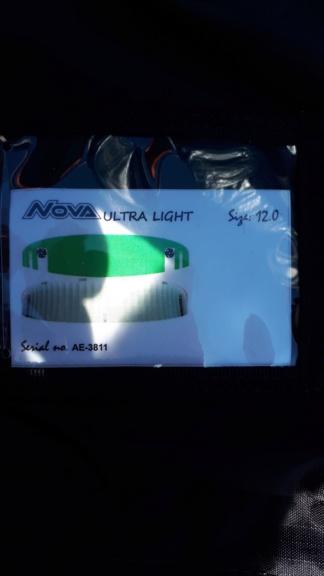 Peter Lynn nova Ultralight 12m Mc_73010