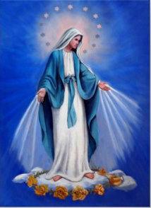 La Dame en bleu Captur10
