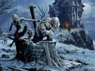 Dictionnaire du diable et des démons (4) Goule12