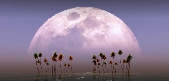 """Une """"lune rose"""" porteuse d'espoir Lune_r13"""