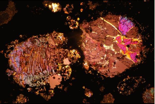 Voyage à l'intérieur des météorites Mzotzo22