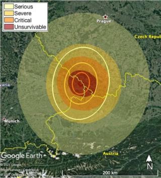 L'astéroïde n'a pas pu être dévié Nasa_a11
