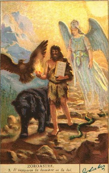 Dictionnaire du diable et des démons (10) Zoroas10