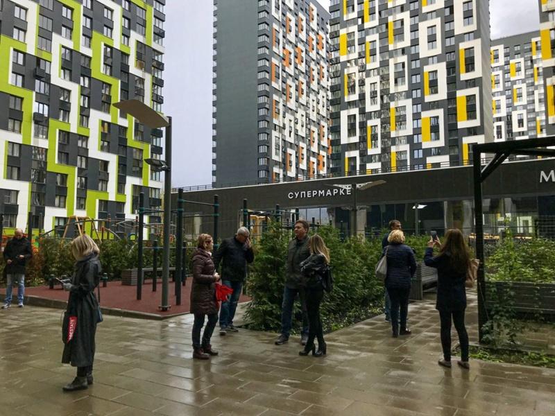 Как выглядят квартиры на объектах Эталона при сдаче - Страница 2 70501910