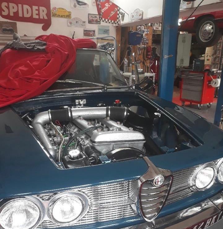 2600 Spider Bertone ? 31215410