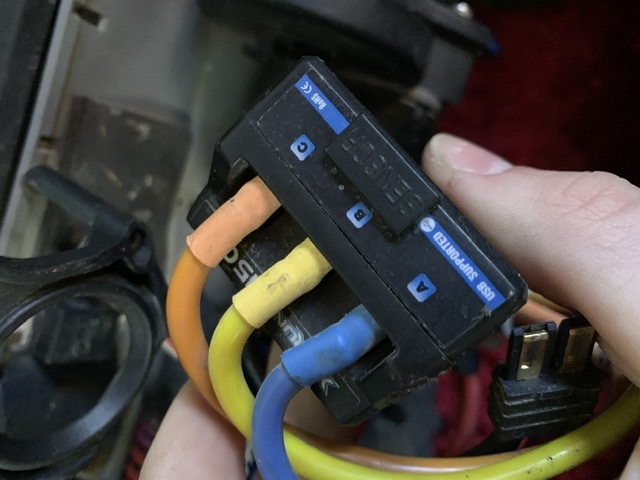 Réduire puissance E-Revo 442c9310