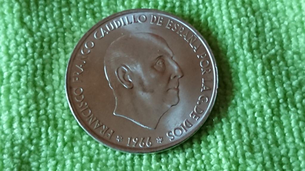 100 pesetas 1966 (*69). Estado Español. Palo recto. Opinión 15561216