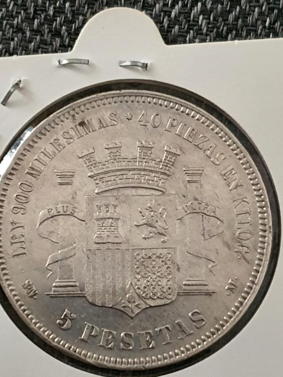 5 pesetas 1870 20210417