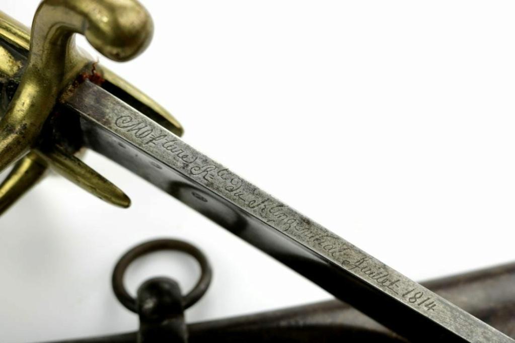 An XI manuf. royale du Klingenthal Juillet 1814 80180425