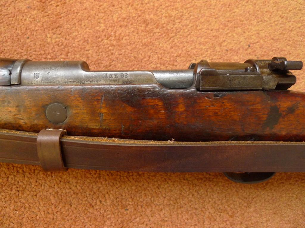 Identification fusil ww1? P1030218