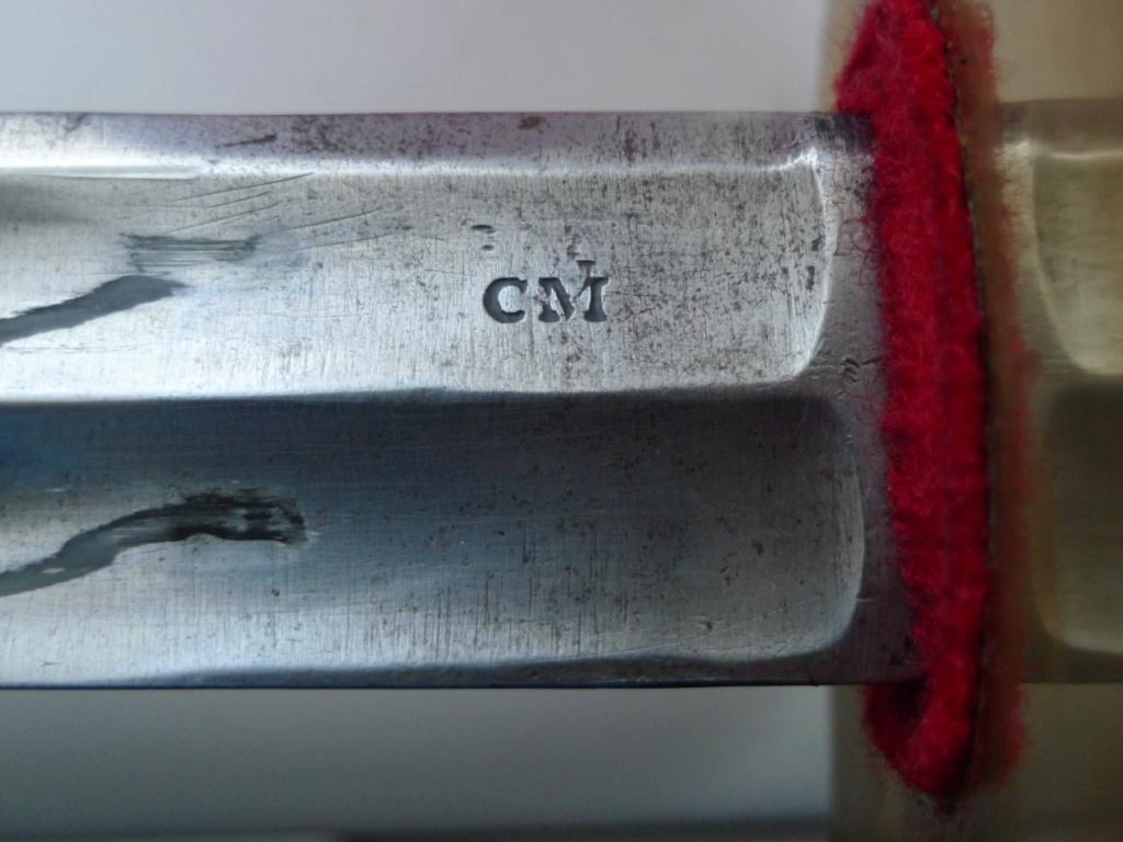 Sabre briquet des Ateliers de Paris - Page 2 P1060411