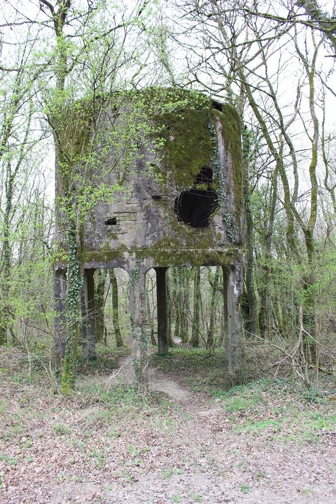 caserne Marceau, la cité perdue  16810810
