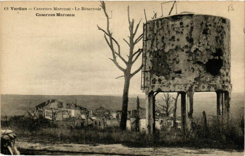 caserne Marceau, la cité perdue  16845010