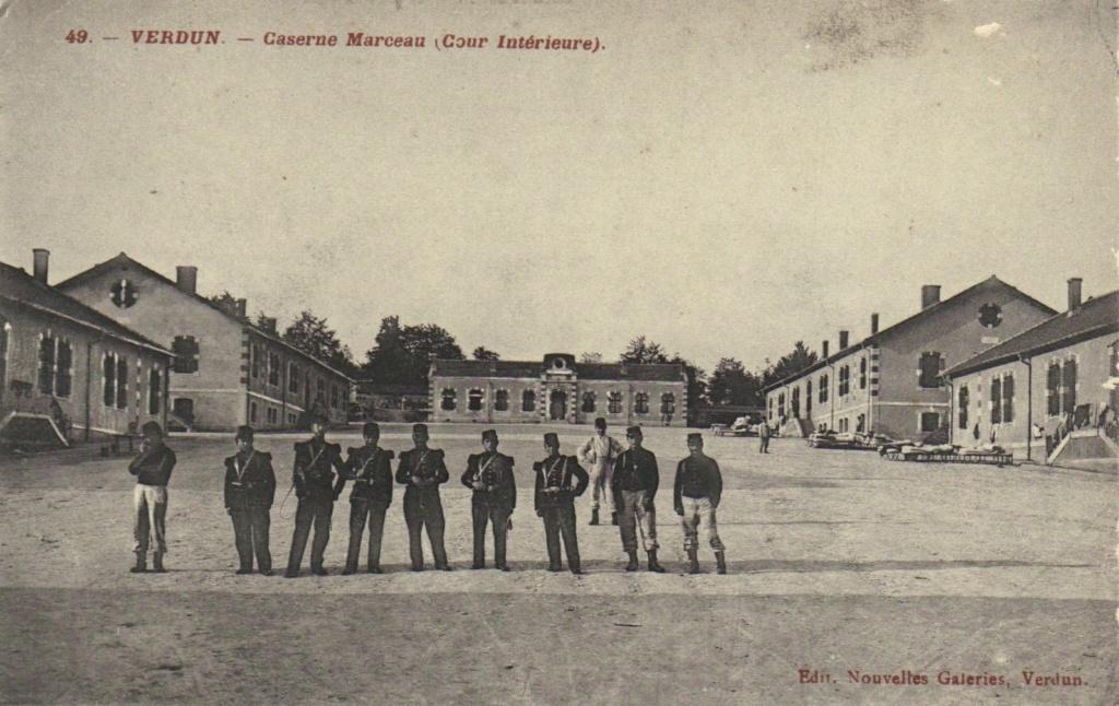 caserne Marceau, la cité perdue  16887410