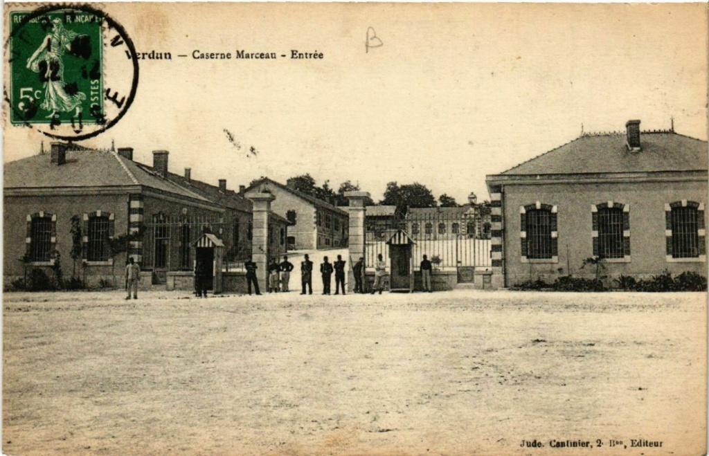 caserne Marceau, la cité perdue  16904810