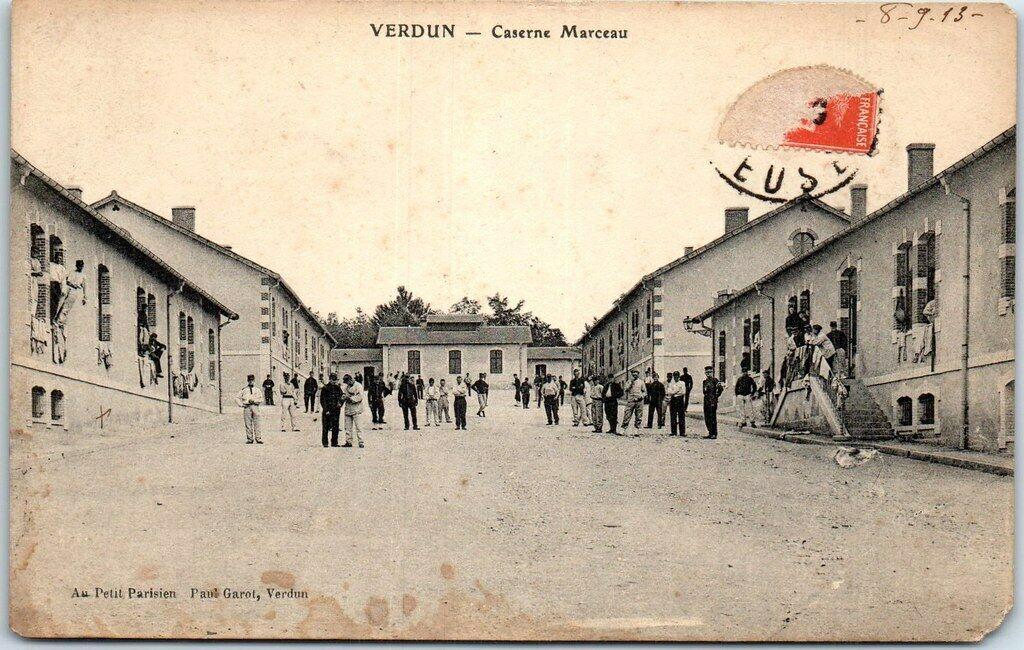 caserne Marceau, la cité perdue  16906910