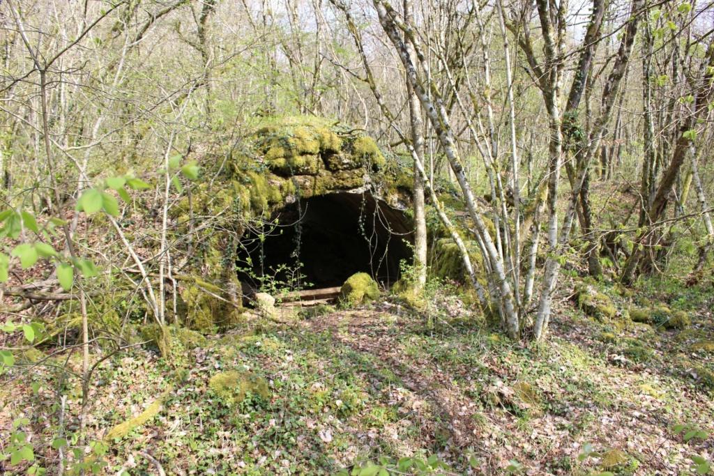 De l'étang de Vaux à Bezonvaux  17531910