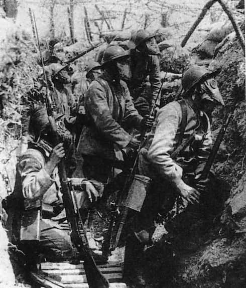 "1916 - L' enfer de VERDUN -[ICM] 35691 French infantery (1916)1/35 ""FIN"" 44765710"