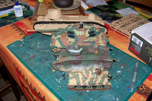 Sd.Kfz. 182 Panzer VI Ausf. B Porsche ( Meng 1/35) 60626811