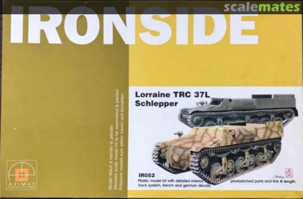 From the box - SD.KFz.135 Ambulans 'RPM au 1/35' monté en lorraine 38L *** Terminé en pg 3 63213410