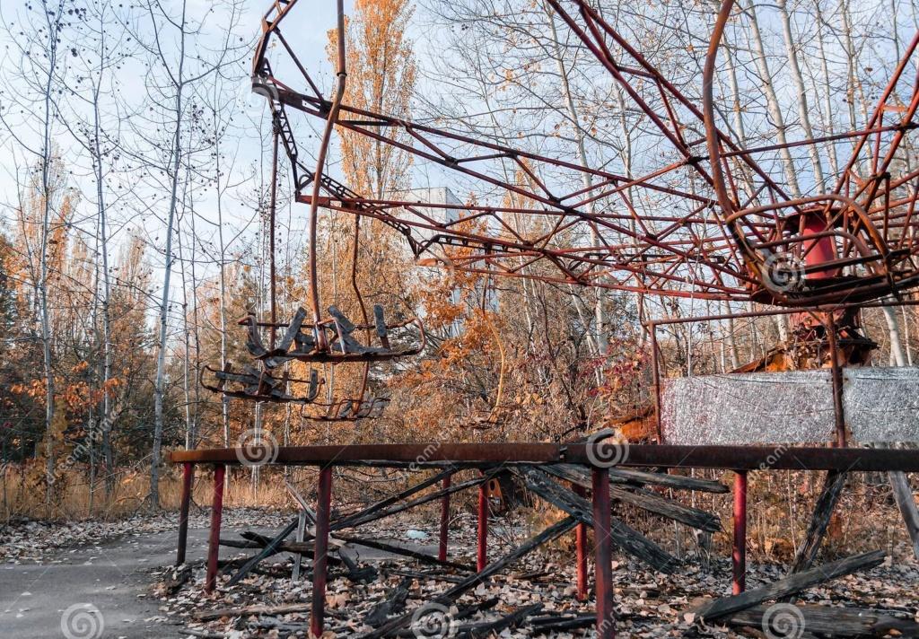 Chernobyl pompier Carous10