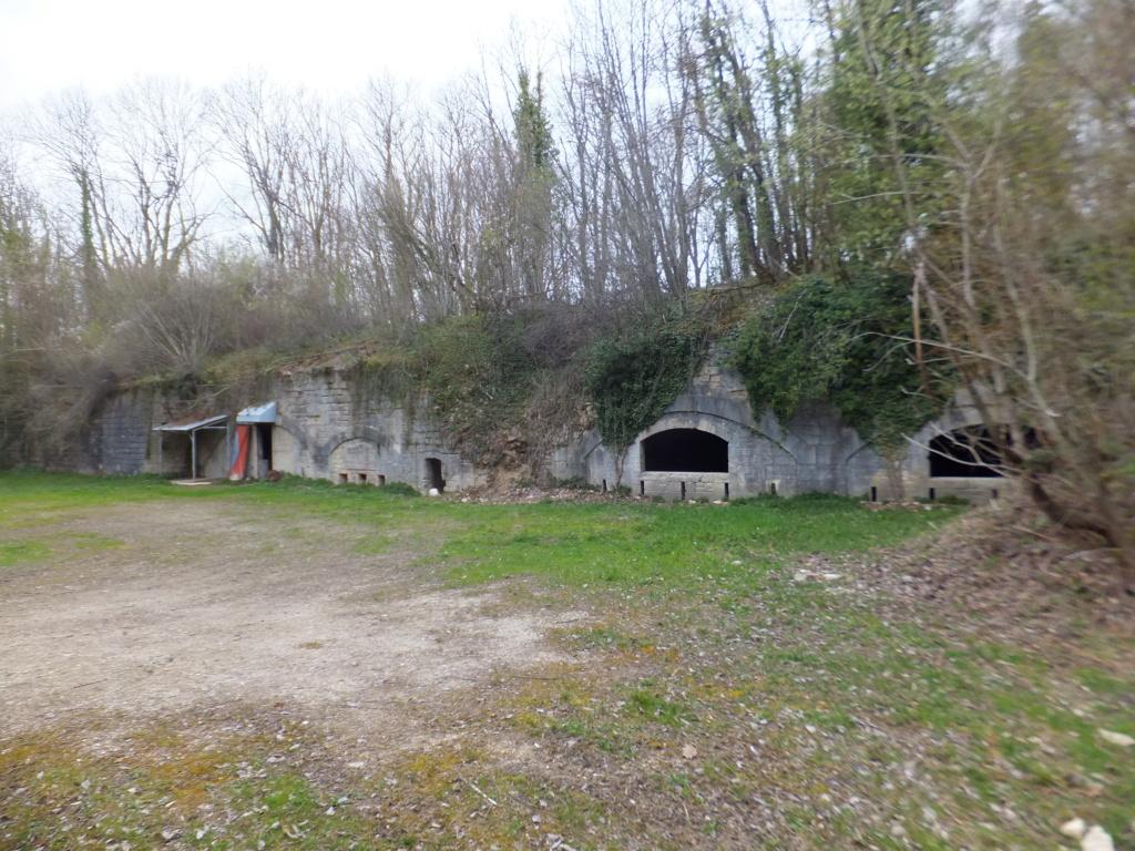 caserne Marceau, la cité perdue  Dscf0444