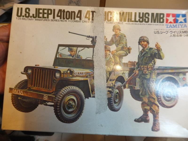 "Corvée d' eau saharienne-[tamiya] Jeep, [italeri] Dodge wc 62 1/35 Goumier ICM indigène MB ""FIN"" - Page 4 Dscf0626"