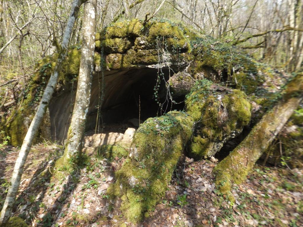 De l'étang de Vaux à Bezonvaux  Dscf0640