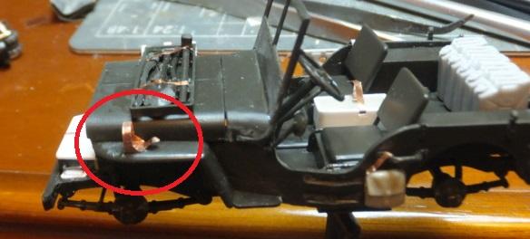 Convergence sur My Tho-Indochine 1945-[Tamiya]-35083- Half Track motar carrier M21-[Italeri]-226-Dodge WC54 ambulance_-314-Jeep willys-1/35 - Page 13 Dscf0733