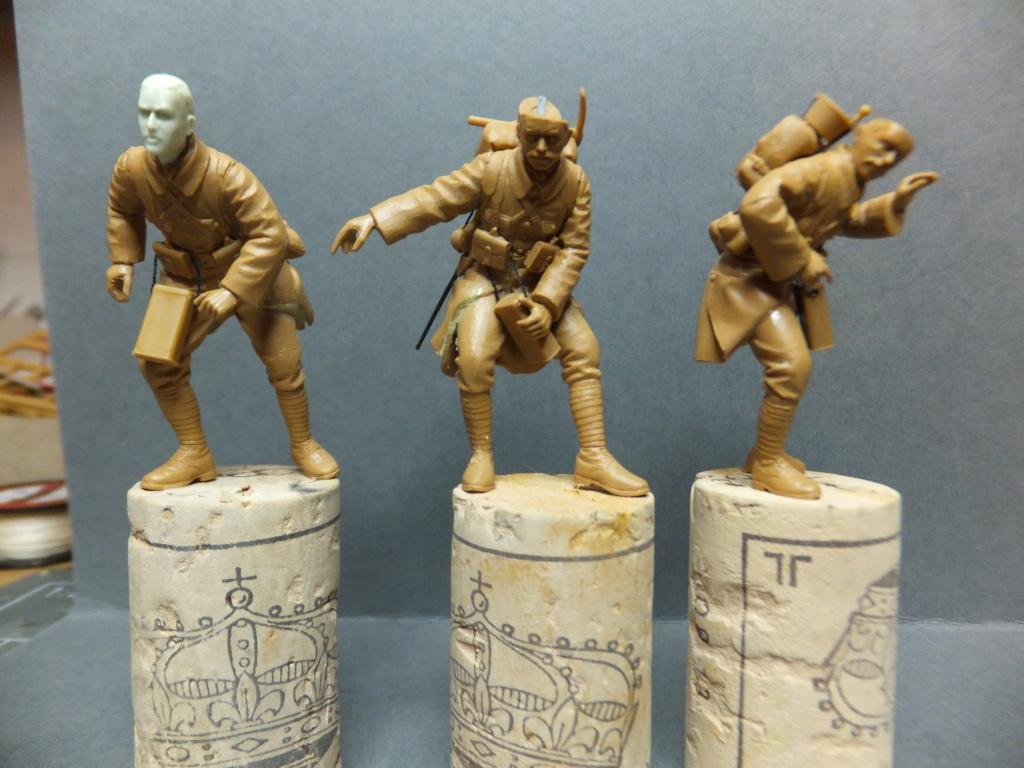 """1916 - L' enfer de VERDUN -[ICM] 35691 French infantery (1916)1/35 """"FIN"""" Dscf7448"""