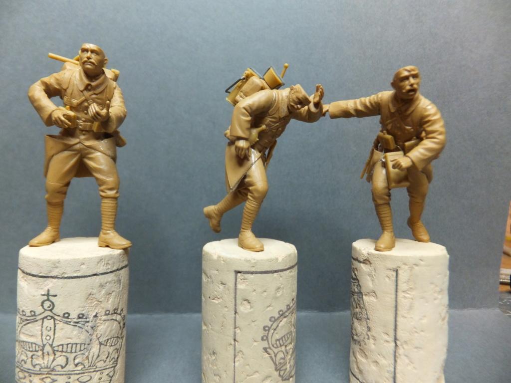 """1916 - L' enfer de VERDUN -[ICM] 35691 French infantery (1916)1/35 """"FIN"""" Dscf7449"""