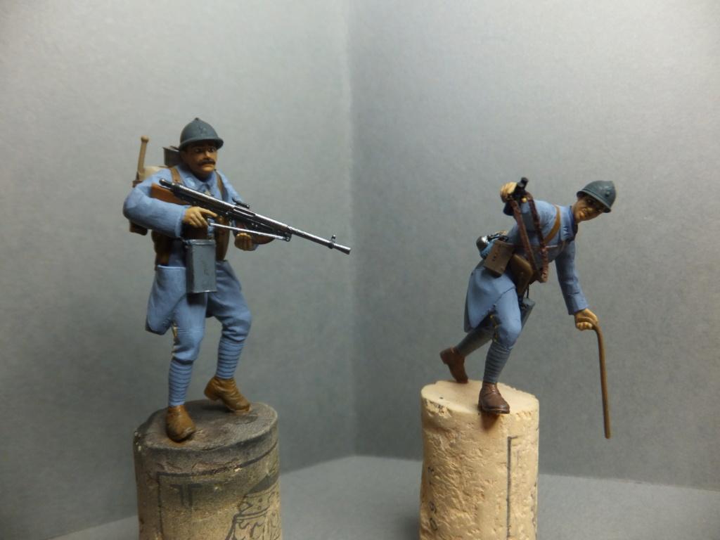 """1916 - L' enfer de verdun -[ICM] 35691 French infantery (1916)1/35 """"FIN"""" - Page 2 Dscf7454"""