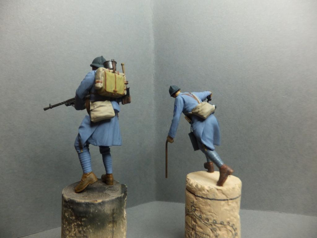 """1916 - L' enfer de verdun -[ICM] 35691 French infantery (1916)1/35 """"FIN"""" - Page 2 Dscf7455"""