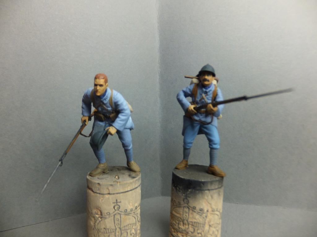 """1916 - L' enfer de verdun -[ICM] 35691 French infantery (1916)1/35 """"FIN"""" - Page 2 Dscf7457"""