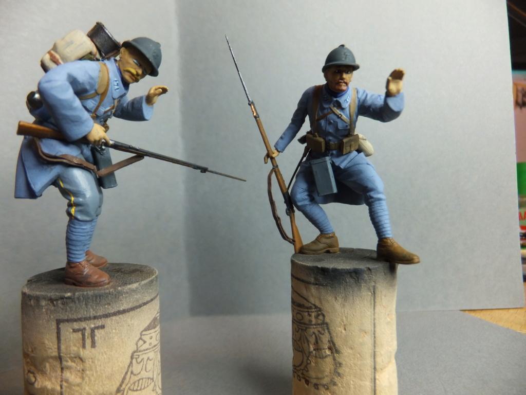 """1916 - L' enfer de verdun -[ICM] 35691 French infantery (1916)1/35 """"FIN"""" - Page 2 Dscf7459"""