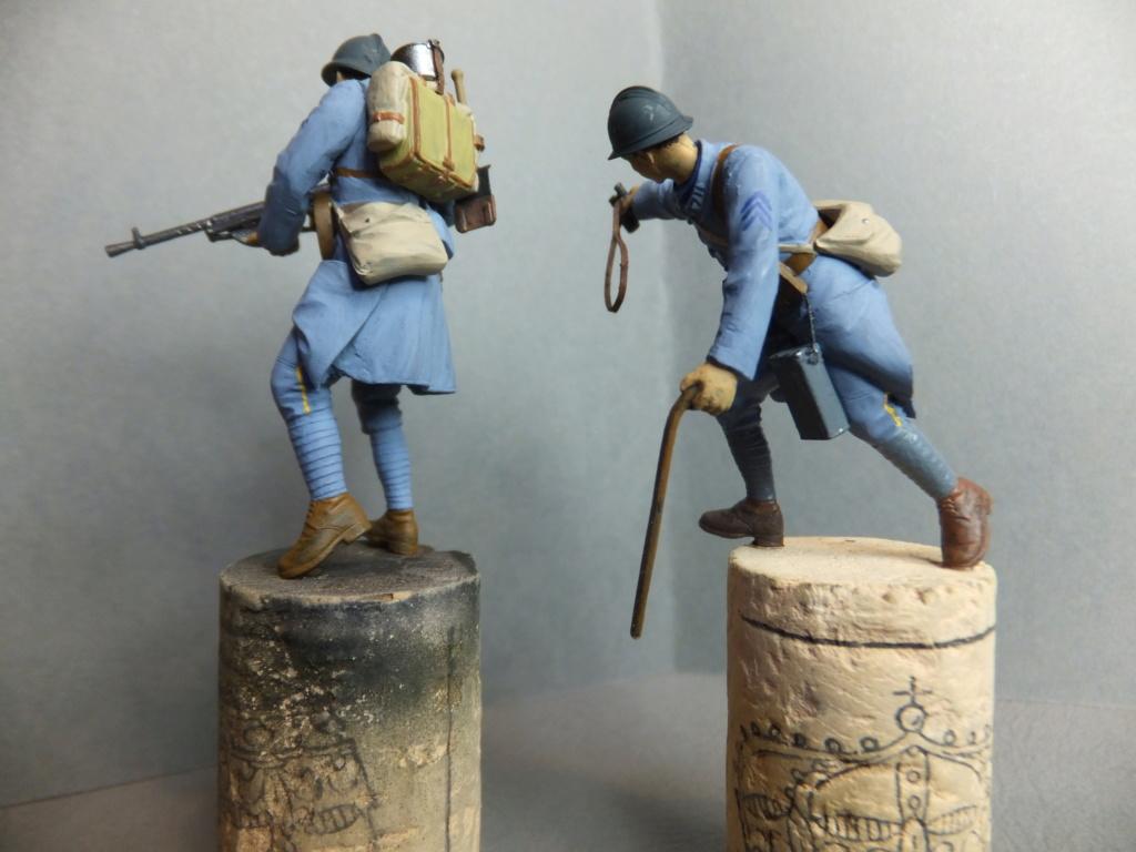 """1916 - L' enfer de verdun -[ICM] 35691 French infantery (1916)1/35 """"FIN"""" - Page 2 Dscf7461"""