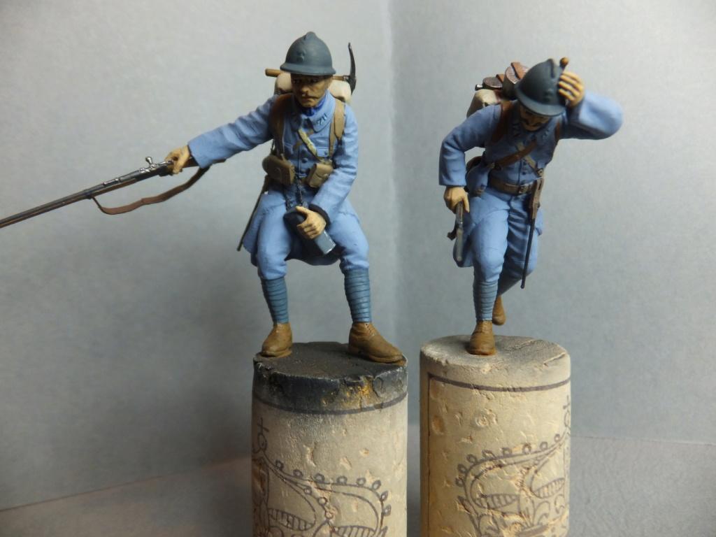 """1916 - L' enfer de verdun -[ICM] 35691 French infantery (1916)1/35 """"FIN"""" - Page 2 Dscf7463"""