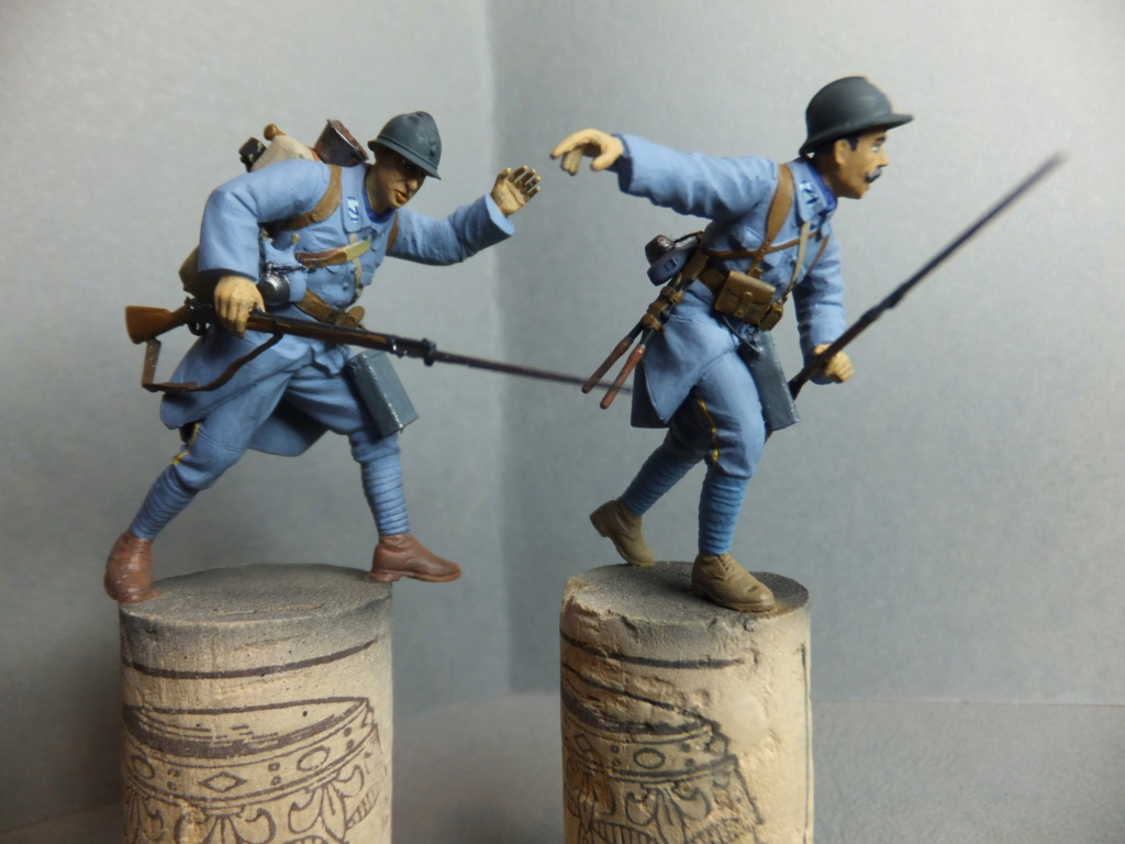 """1916 - L' enfer de verdun -[ICM] 35691 French infantery (1916)1/35 """"FIN"""" - Page 3 Dscf7464"""