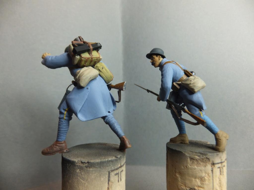 """1916 - L' enfer de verdun -[ICM] 35691 French infantery (1916)1/35 """"FIN"""" - Page 2 Dscf7465"""