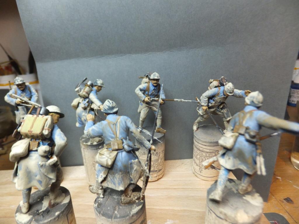 """1916 - L' enfer de VERDUN -[ICM] 35691 French infantery (1916)1/35 """"FIN"""" - Page 3 Dscf7654"""
