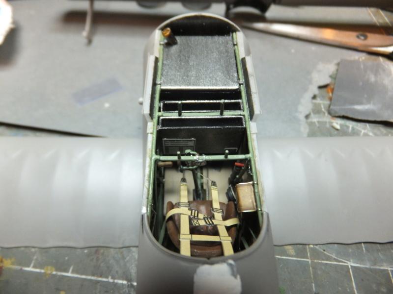 """L' oiseau blessé d'une flèche 1918 -[RODEN] Fokker DR1 1/32 (ROD 605)-[ICM] Ford t touring 1/35 (n°35667) """"FIN"""" - Page 5 Dscf8217"""